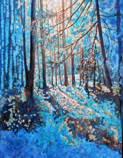 Moonlight Blues - RECENTLY SOLD