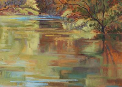 Serene Wascana Reflections