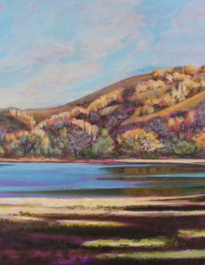 Qu'Appelle Valley on Magenta