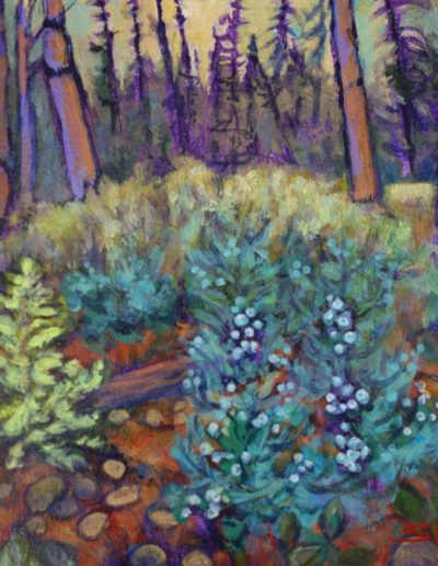 Study for a walk in the Woods - AVAILABLE